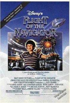 Disney�s Flight of the Navigator...