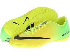 a73c9de9b4 Nike Mercurial Victory IV IC Soccer Cleat Men s Vibrant Y Size 6.0