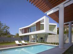 Ehrlich Retreat + by John Friedman Alice Kimm Architects (7)