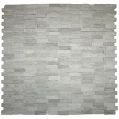 Shop Solistone 10 Pack 12 In X 12 In Light Gray Natural Stone