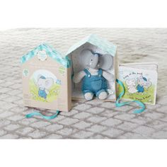 Meiya & Alvin Alvin Gift Set.  Made from sustainable rubber. Distributed by Kaleidoscope.
