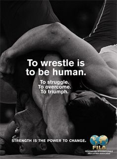 FILA announces new advertising campaign: To wrestle is to be human   TheMat.com - USA Wrestling
