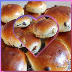 Croissant Bread, Cakes And More, Cake Cookies, Hot Dog Buns, Bagel, Sweet Recipes, Cookie Recipes, Breakfast Recipes, Food And Drink