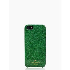 Guess I will have to get an iPhone 5 so I can use this case--> Kate Spade astroturf grass iphone 5 case $40.00