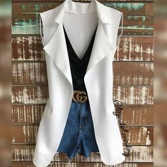 Are you looking for stylish and trendy outfits?de is the leading Online Store in Germany for Ladies Outfits & Accessories! We offer inexpensive and trendy stuff for fashion lovers. Blazer Outfits, Basic Outfits, Edgy Outfits, Short Outfits, Summer Outfits, Fashion Outfits, Ladies Outfits, Fashion Fashion, Fashion Clothes