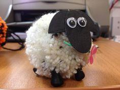Pom Pom sheep Pom Pom Animals, Sheep, Headphones, Electronics, Headpieces, Ear Phones, Consumer Electronics