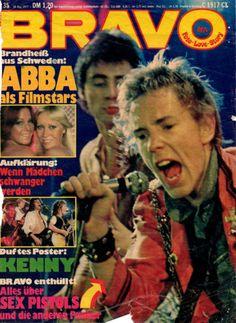 Sex Pistols, Bravo august 1977.