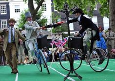 Brits parody their glory days while umbrella jousting at The Chap Olympiad, a tongue-in-cheek social sporting event set in London. British Sports, Sports Day, Best Cities, Health And Safety, Snorkeling, Laughter, Hobbies, England, World