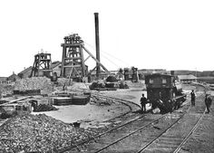 Coal Miners, Mining Equipment, Band Of Brothers, Stoke On Trent, Europe, Britain, Old Things, Kent England, English