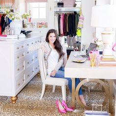 Closet and Office | Makeup Organization | Dressing Table | Decoration | Vanity Table | Romm | Bedroom | Home | Design | Closet | Penteadeira | Quarto