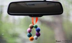 All Natural Car Air Freshener