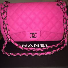 WOW! PINK chanel. dreamy