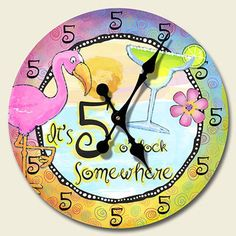 Now happy hour can be anytime I look at the clock. Brigantine margaritas, here I come!!!