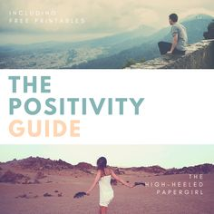 Printable Positivity Guide THHP
