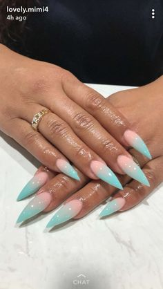 I put my nail polish like a pro! - My Nails Dope Nails, Nails On Fleek, Gorgeous Nails, Pretty Nails, Hair And Nails, My Nails, Claw Nails, Colorful Nail, Manicure E Pedicure