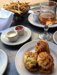 Lovely French cafe! | Cafe Campagne in Seattle, WA