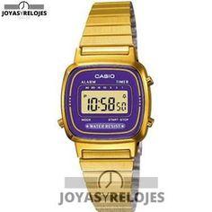 ⬆️😍✅ CASIO La670Wega-6Ef ✅😍⬆️ Maravilloso Modelo de la Colección de Relojes Casio PRECIO 36 € Disponible en 😍 https://www.joyasyrelojesonline.es/producto/casio-la670wega-6ef-reloj-de-mujer-de-cuarzo-correa-de-acero-inoxidable-color-oro/ 😍 ¡¡Edición limitada!!