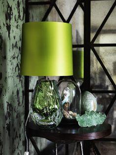 Mint Lava Lamp. Porta Romana