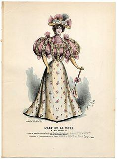 1895 fashion - Google Search