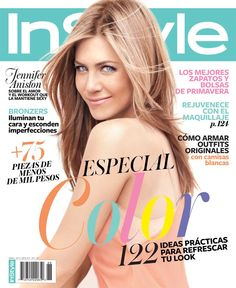 Jennifer Aniston. Abril 2012. #InStyleCover #InStyleAbril #2012