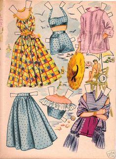 Ava Gardner 1953 C #2108 Whitman -