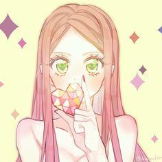 Cool Anime Girl, Beautiful Anime Girl, Anime Oc, Anime Manga, Maho, Pelo Multicolor, Honey And Clover, Blackpink Funny, Fan Art
