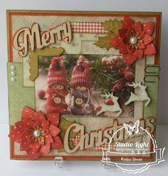 Lovely Christmas gemaakt door Katja Stroo.