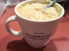 oatmeal with egg whites for protein