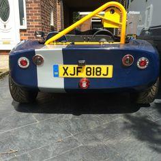Fisher Fury Spyder Kit Car, Westfield, Caterham, Sylva, Track Car , Race Car etc | eBay