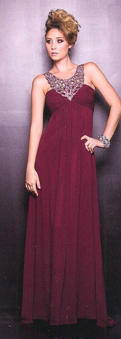 Evening Dress  2592 Smart is Chic!