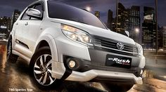 Spesifikasi Toyota New Rush 2016 | Toyota Astra Bogor