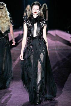 Gucci fw 2012 runway