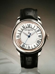 #JulienCoudray 1518 hand made watch