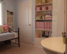 Great ideas for girl's room !!!