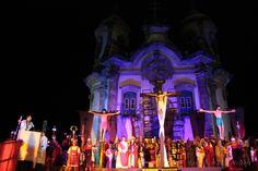 cerimônias da semana santa