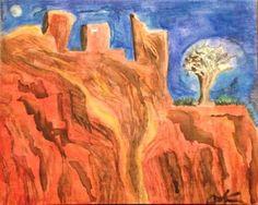 Original art by Lee Knutson