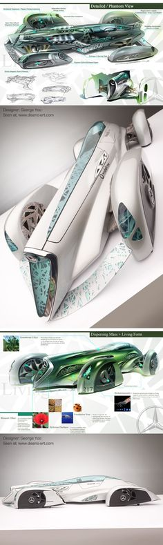 Mercedes-Benz BlitzenBenz Concept