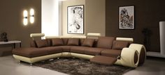 Modern Contemporary Italian Design Franco Sectional Sofa
