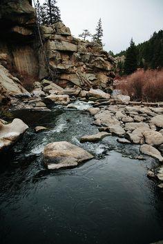 11 Mile Canyon by thinktomake on #Ello  More Explore Please. #flyfishing #colorado