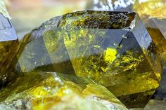 "underthescopemin: "" Epidote Gianfranco Ciccolini's photo """