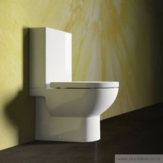 Sfera 63 Back To Wall Toilet Suite With Standard Seat - Toilets & Bidets - Bathroom Contemporary Toilets, Toilet Suites, Back To Wall Toilets, Flooring, Bathroom, Design, Washroom, Full Bath