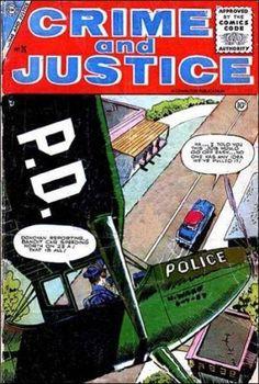 Crime and Justice (Volume) - Comic Vine Crime Comics, Charlton Comics, Comic Book Plus, Coding, Author, Books, January 10, Golden Age, Google Search