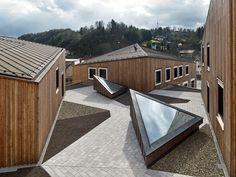 Campus de Pesquisa Fraunhofer em Waischenfeld / Barkow Leibinger