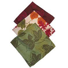 Fall Trio Cloth Dinner Napkins Sets Basil,Fall Leaf Opp,W... https://www.amazon.com/dp/B01G4JHY90/ref=cm_sw_r_pi_dp_cNgFxbD1F7HSK