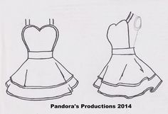 Design Fee for Custom Aprons by PandorasProductions on Etsy