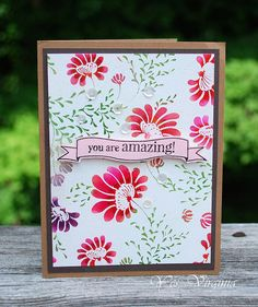 you are amazing by Virginia L., via Flickr