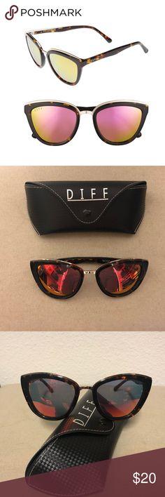 f619e9c8e5eca DIFF Eyewear - Rose Polarized Sunglasses DIFF Eyewear Rose Polarized  Sunglasses - Never Worn (New Without Tags) Diff Eyewear Accessories  Sunglasses