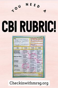Collect data for CBI goals while in the community using a community based instruction rubric. Progress monitor your students in special education. Paragraph Writing, Persuasive Writing, Writing Rubrics, Opinion Writing, Teaching Social Skills, Teaching Resources, Special Education Classroom, Physical Education, Parent Teacher Conferences