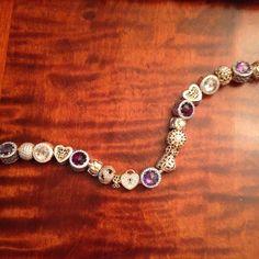 Anniversary!! Pandora Gold, Pandora Charms, Anniversary, Charmed, Bracelets, Jewelry, Jewlery, Jewerly, Schmuck