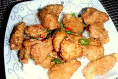 Chrupiący Kurczak przygotowany w stylu chińskim. Bardzo prosty i przyjemny przepis